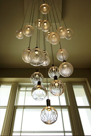 Contemporary LED Chandeliers
